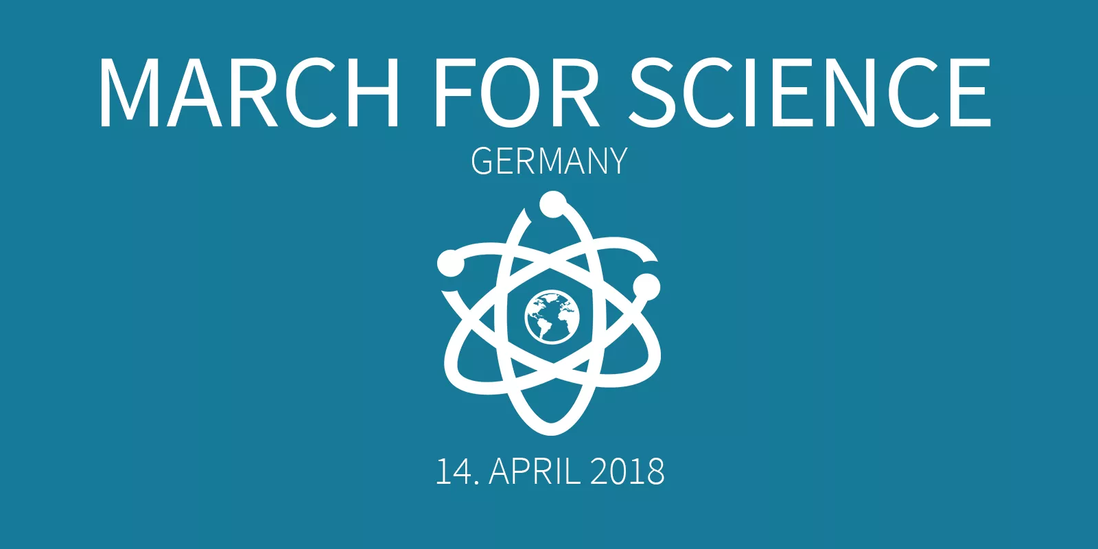 March for Science Germany